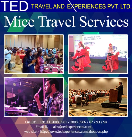 Ted Travels & Experiences MICE Travel Services