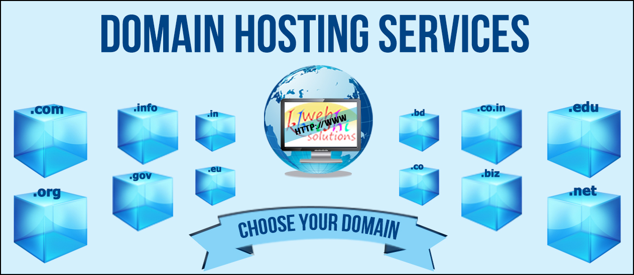 domain hosting service