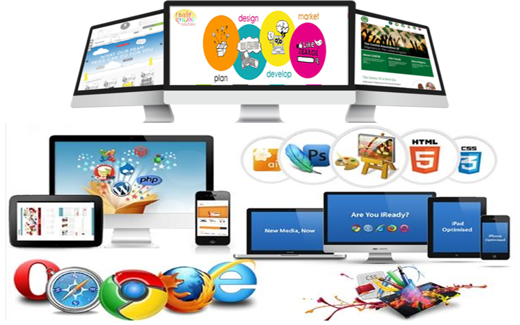 website designing company khushi web solutions