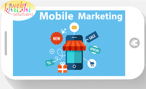 mobile marketing by khushi web solutions